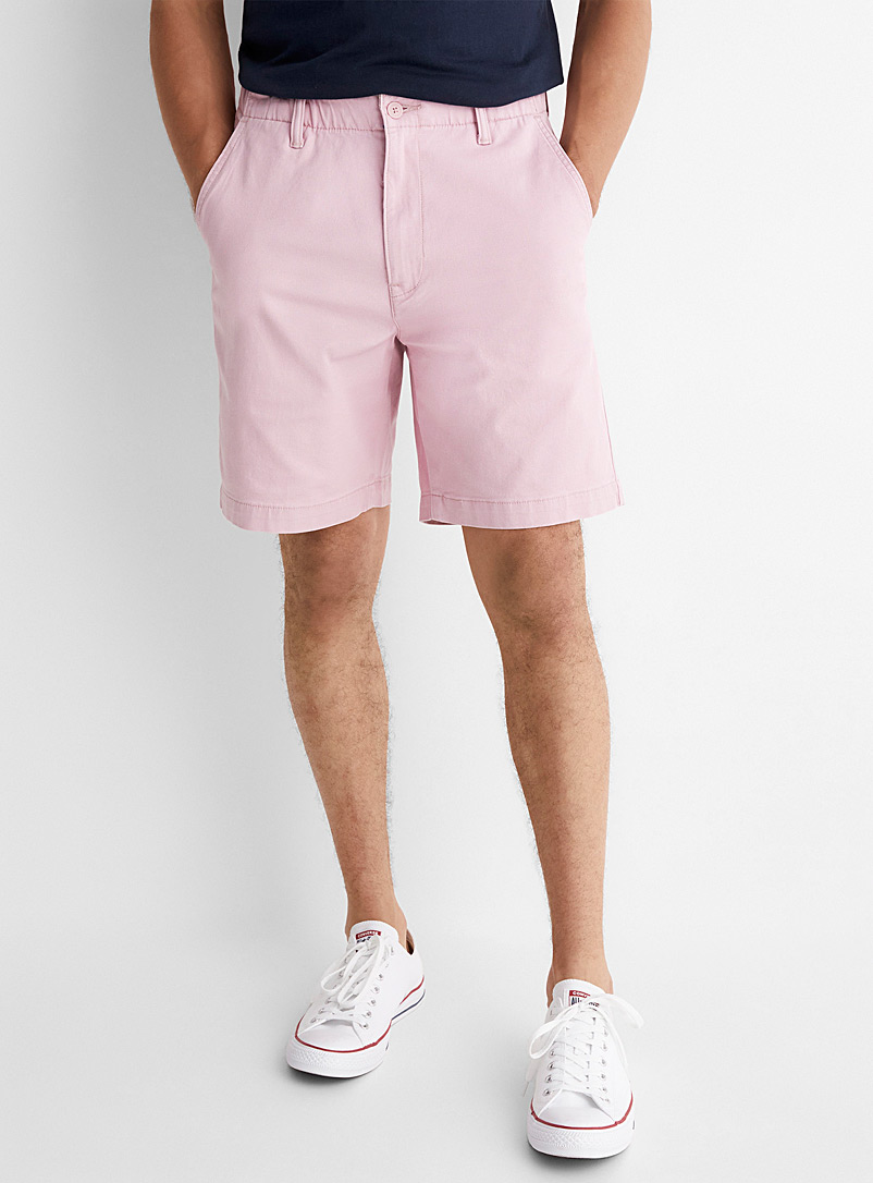 Levi's Lilacs Lilac chino short for men