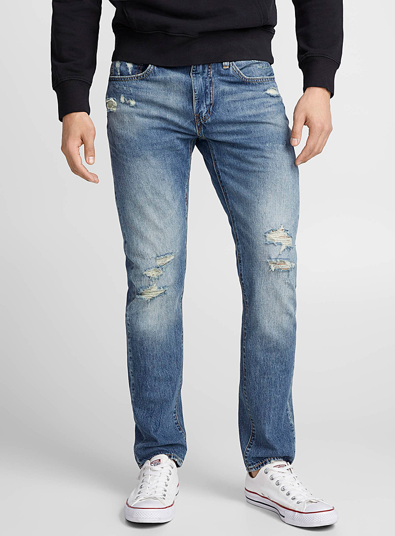 Distressed 512 light jean  Slim fit - Slim fit - Blue