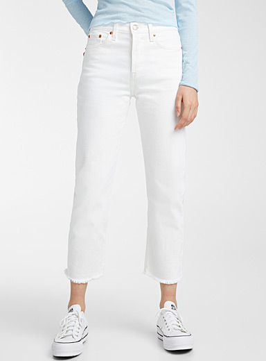 Wedgie straight high-rise jean