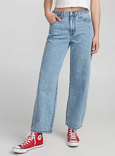 Le jeans ultra-ample