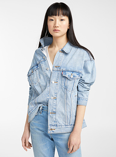 Dad Trucker jean jacket