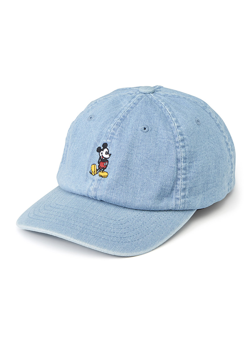 75deac7b099 Mickey embroidered cap