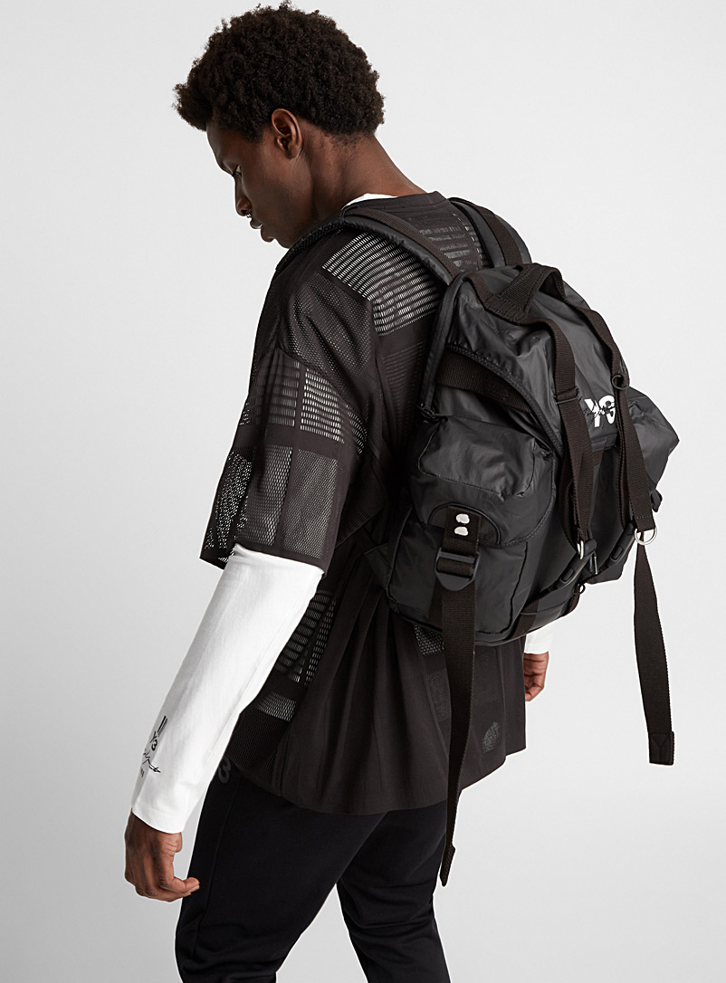 Utility backpack - Y-3 - Black
