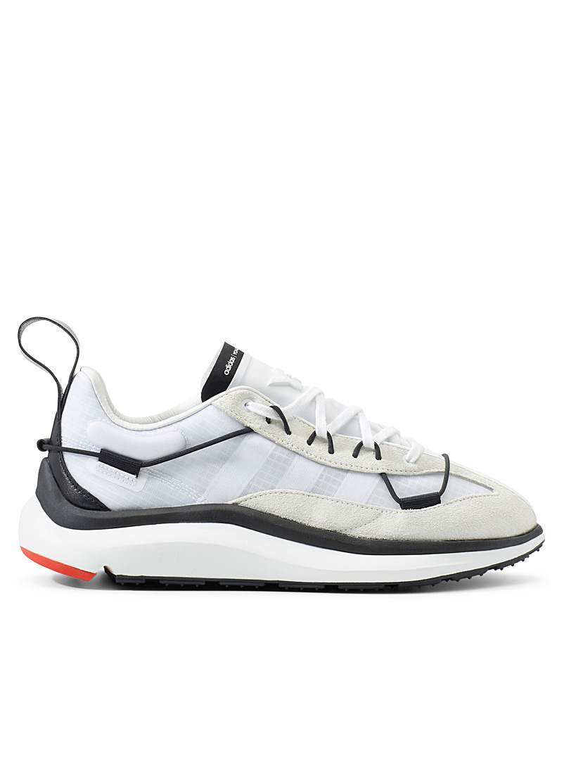 Y-3 Adidas White Shiku Run sneakers  Men for men