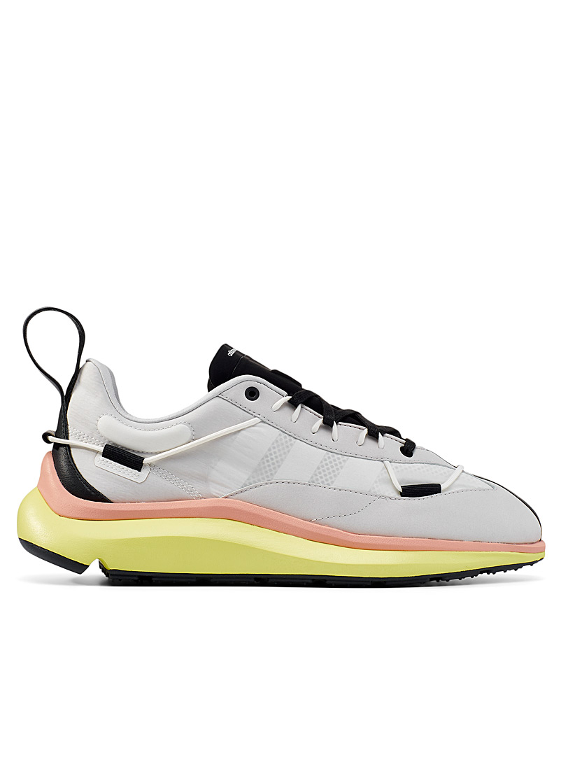 Y-3 Adidas Patterned White Pastel Shiku Run sneakers Men for men