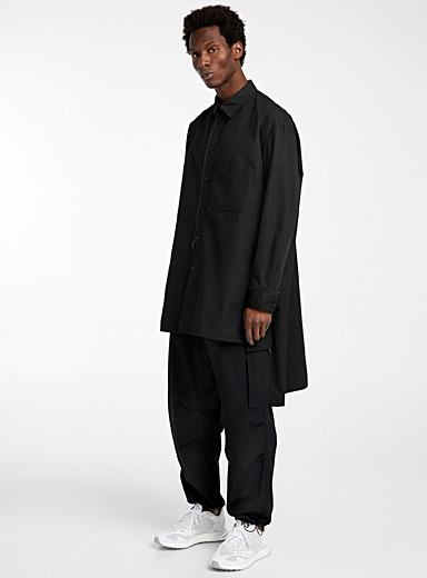 Craft long overshirt