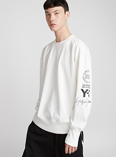 Le sweat citadin signature