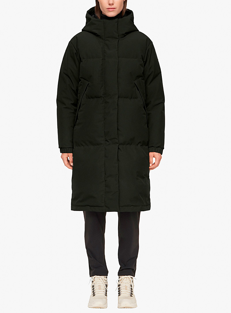Ines down puffer jacket
