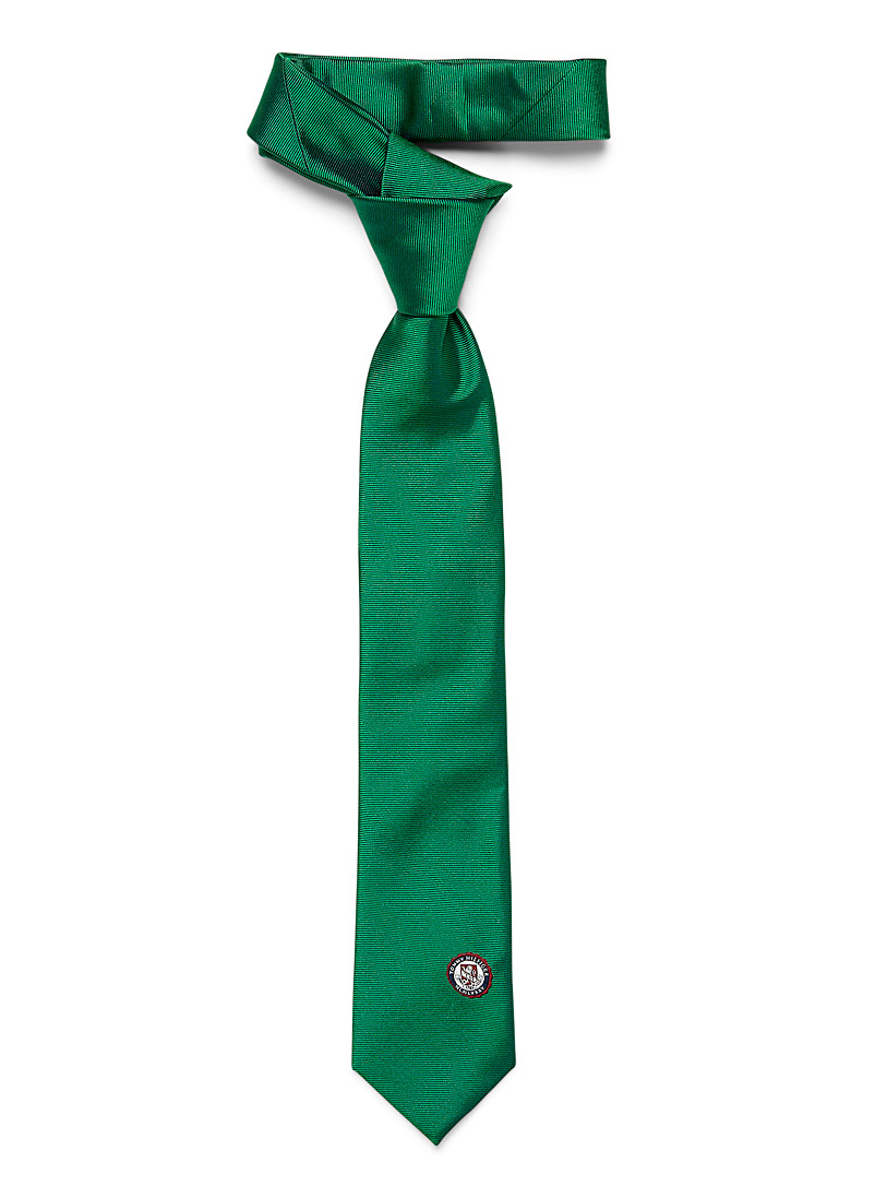 Signature logo tie - Skinny Ties - Kelly Green