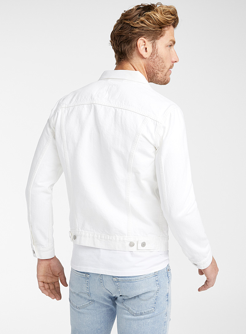 Levi's Baby Blue Authentic jean jacket for men