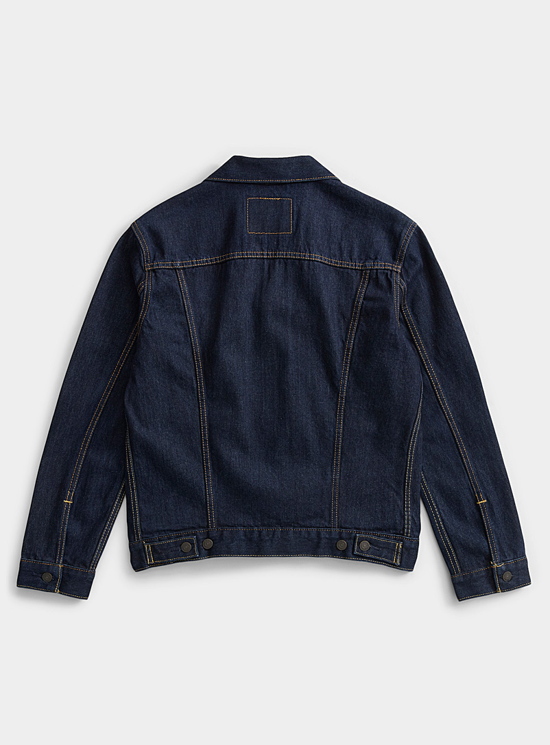 Authentic jean jacket - Jackets & Vests - Sapphire Blue