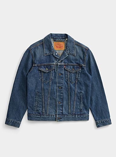 L'authentique veste jeans