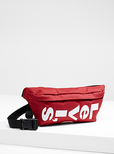 XXL logo belt bag