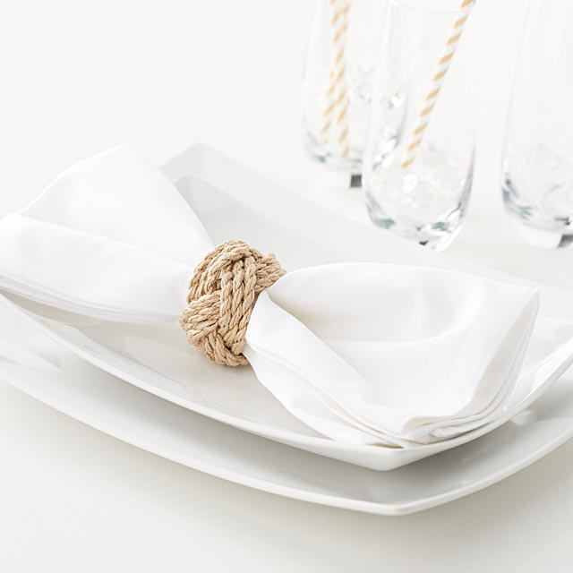 knotted-rope-napkin-ring