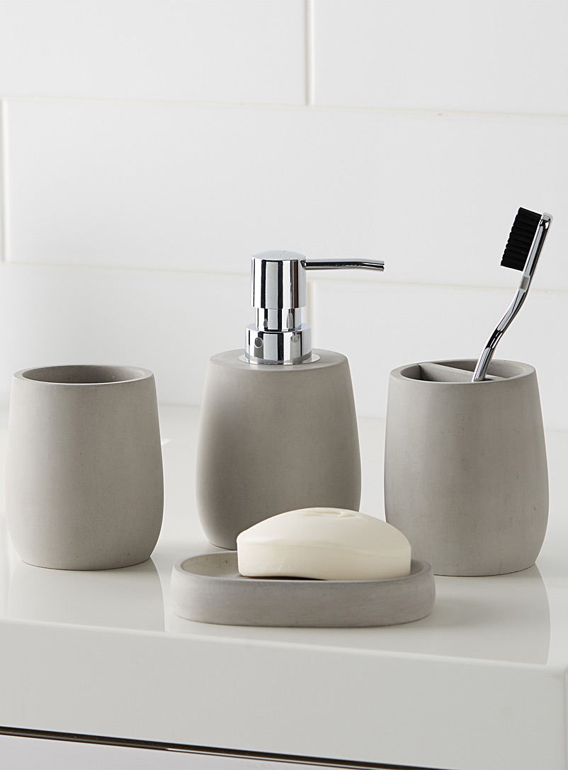 Simons Maison Assorted Minimalist concrete accessories
