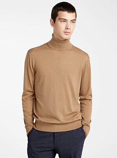 Le pull Camel