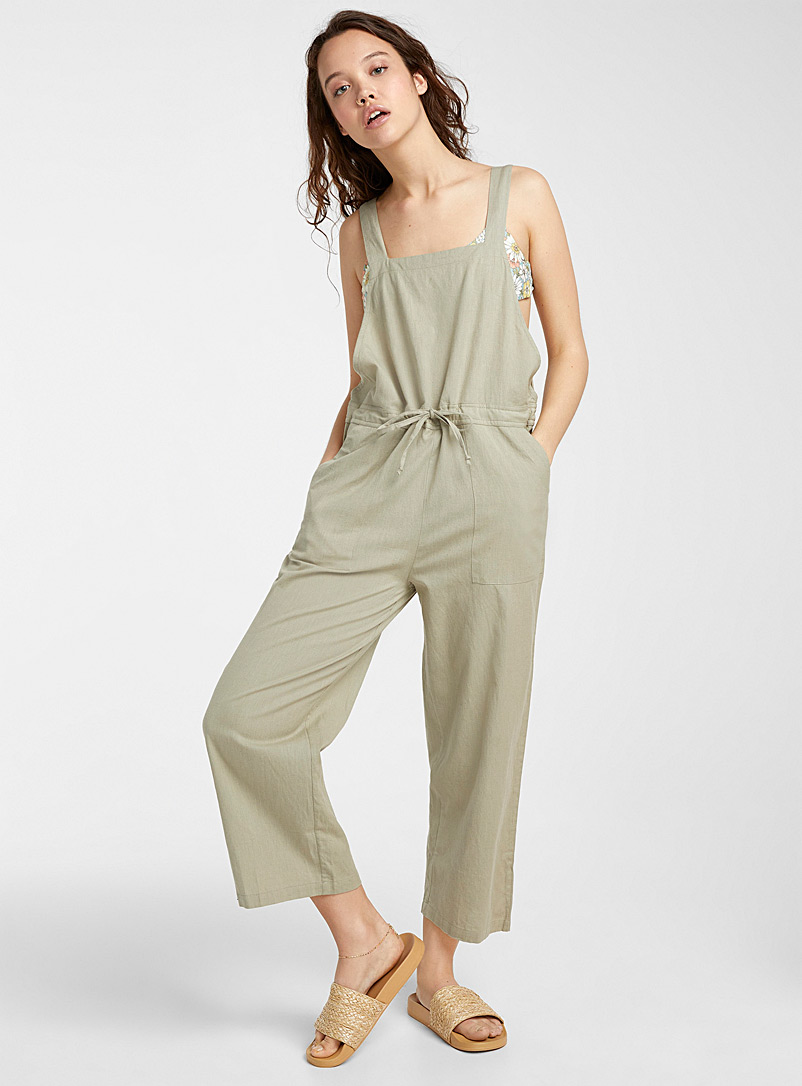 Simons Assorted Organic cotton beach overalls for women