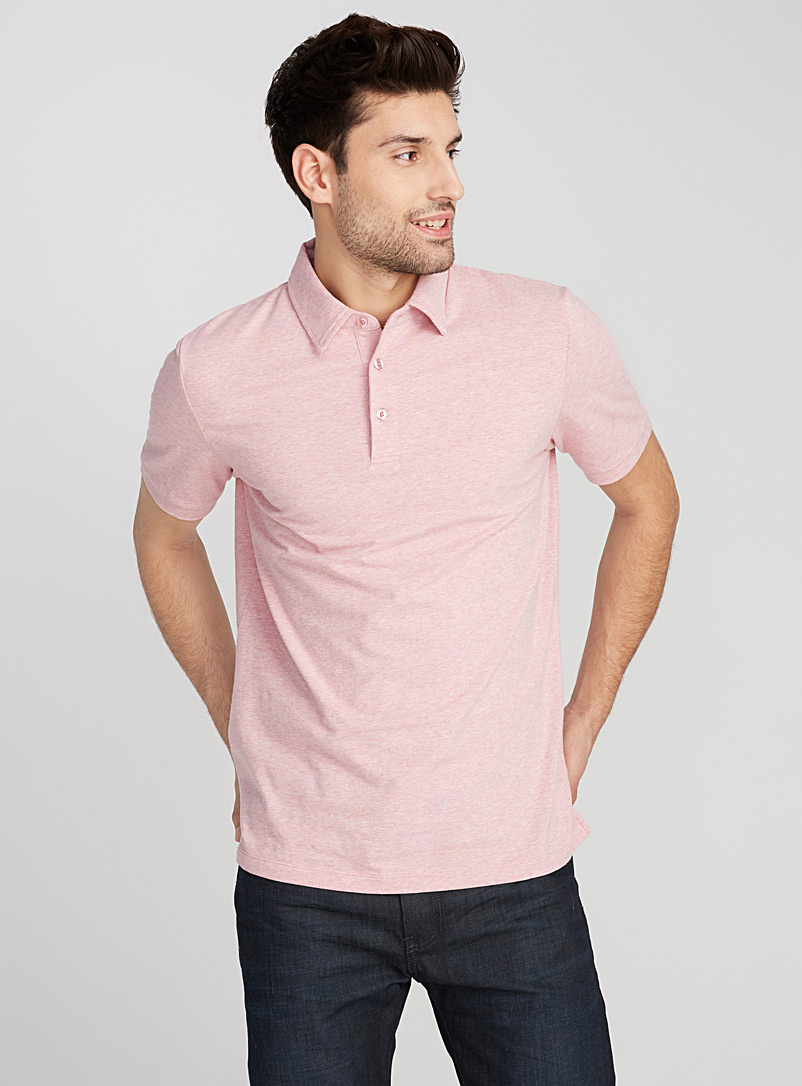 Stretch jersey polo - Polos - Assorted