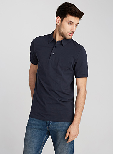 Le polo jersey stretch