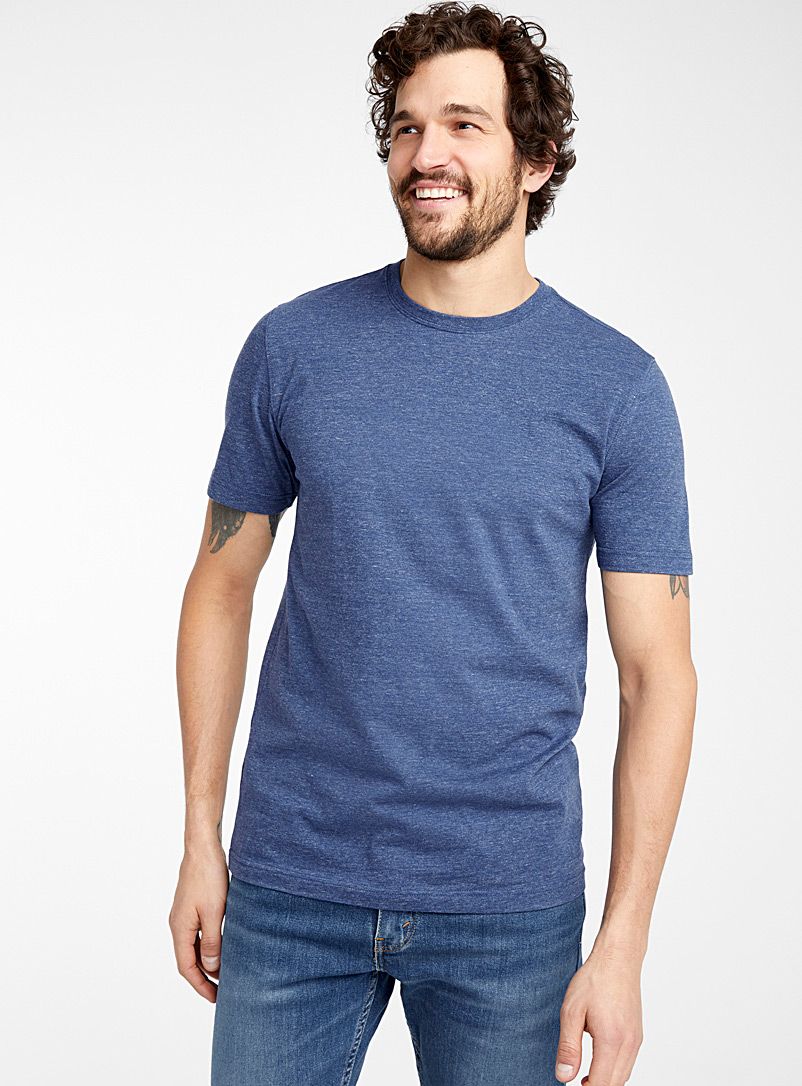 Le 31 Assorted Organic cotton T-shirt for men