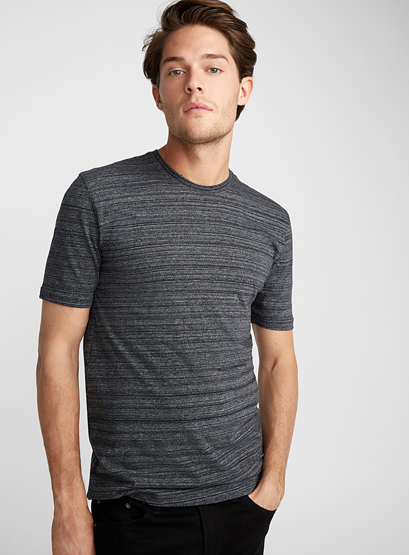 Organic cotton T-shirt - Short sleeves & 3/4 sleeves - Assorted