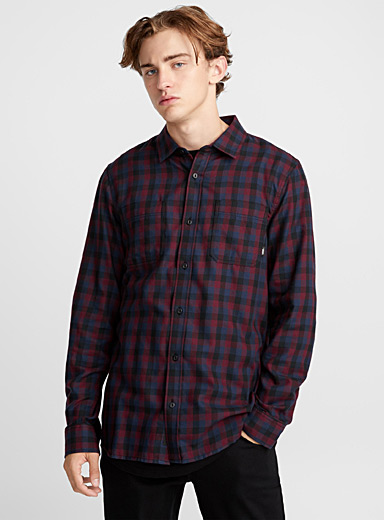 Alameda flannel shirt