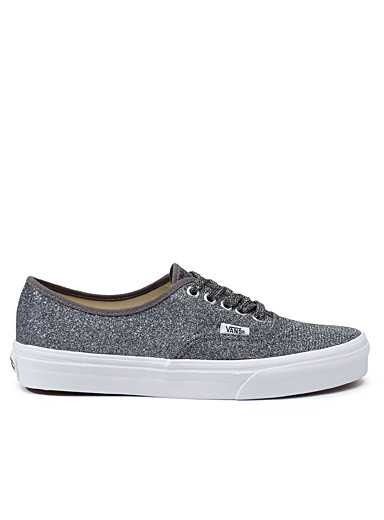 Lurex Glitter Authentic sneakers