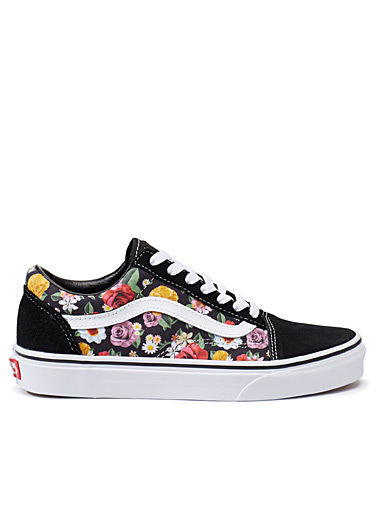 Lux Floral Old Skool sneakers  Women