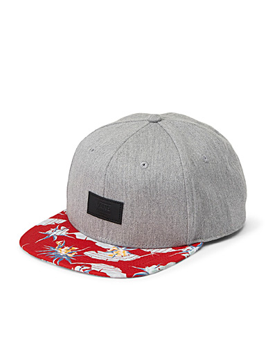 All Over It floral cap
