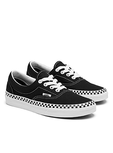 Check Foxing Era sneakers <br>Women