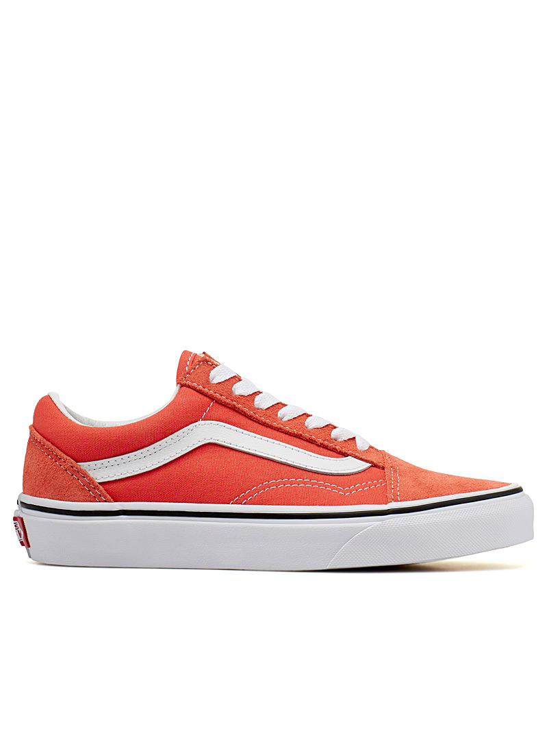 Old Skool coral sneakers  Women - Sneakers - Orange