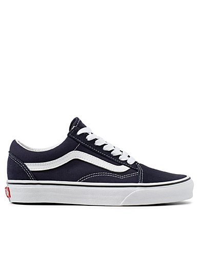 Old Skool navy blue sneakers <br>Women