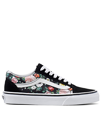 Old Skool floral sneakers  Women