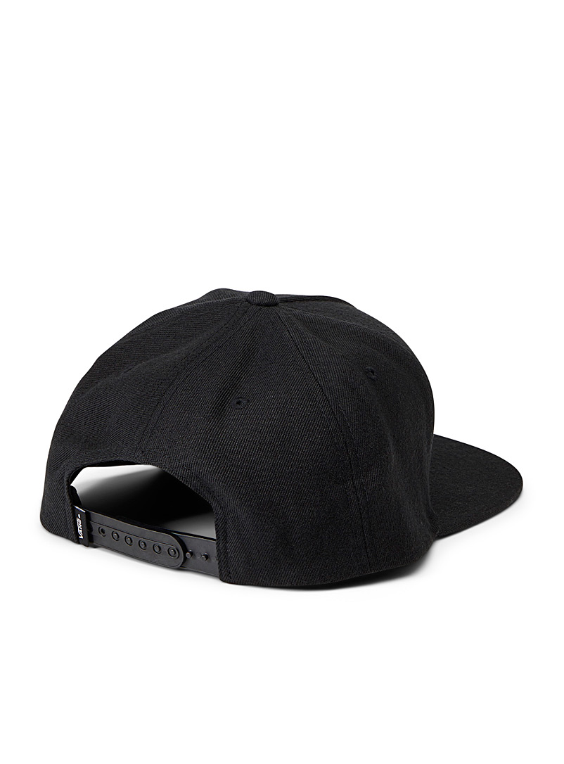 Vans Black Easy Box cap for men