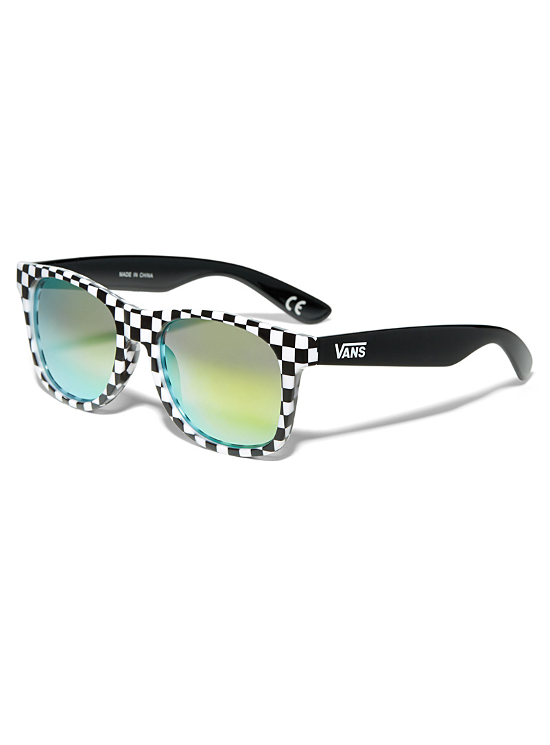Spicoli 4 sunglasses - Square - Patterned Black