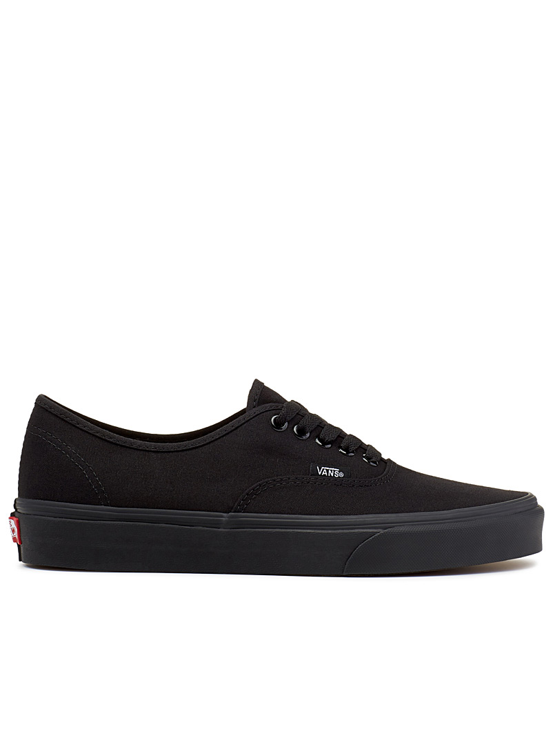 L'Authentic  Homme - Sneakers - Noir