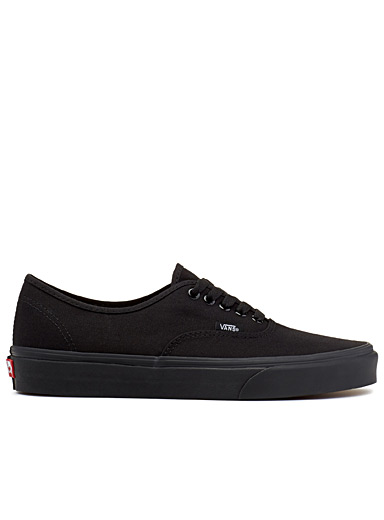Vans Black Authentic sneakers  Men for men