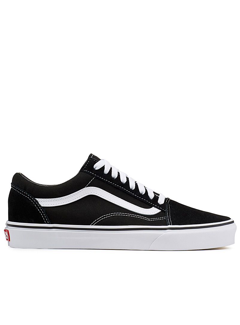 Vans Black Classic Old Skool sneakers  Men for men