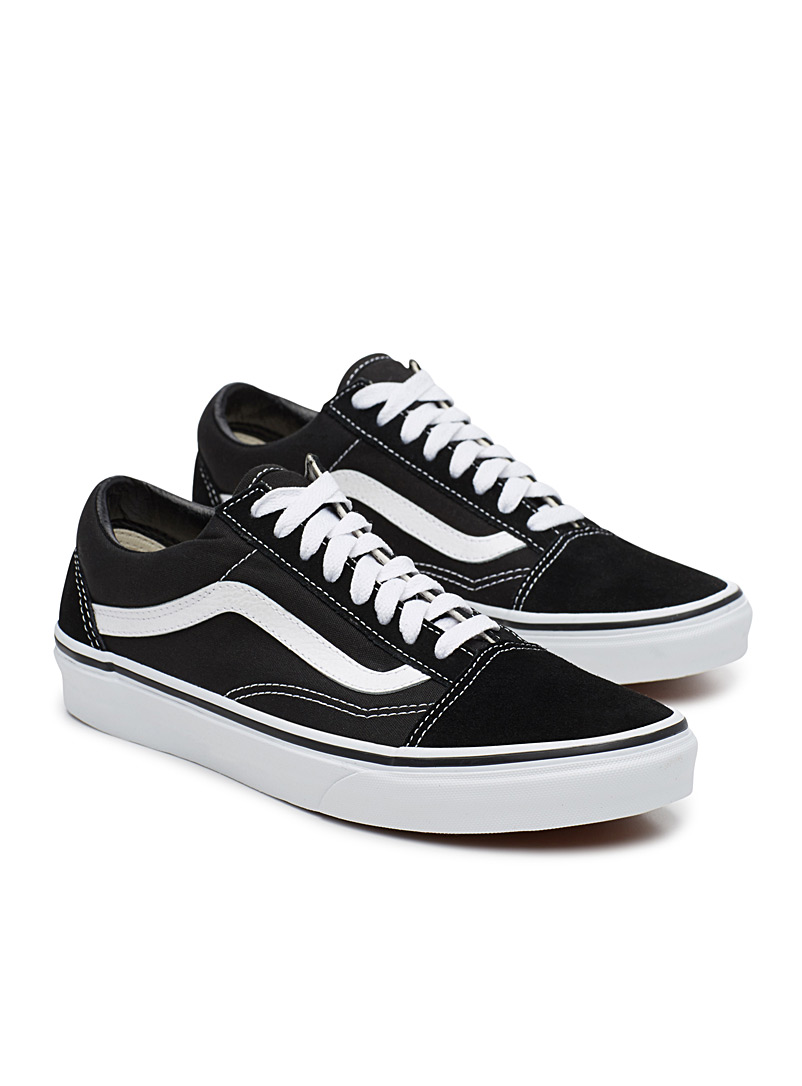 Vans Black Old Skool sneakers Men for men