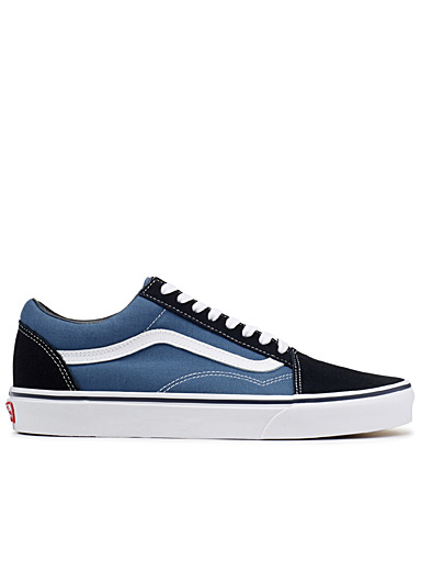 Vans Marine Blue Classic Old Skool sneakers  Men for men