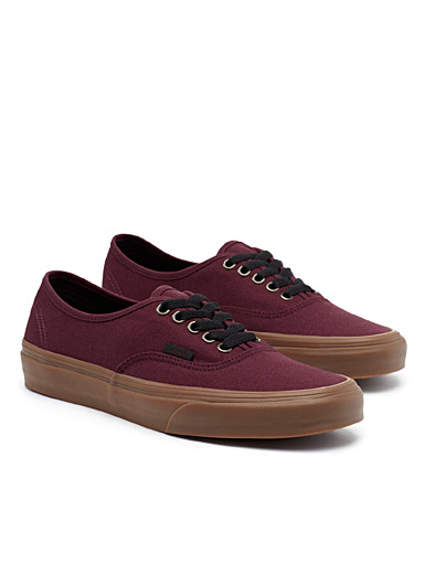 Le sneaker Gum Authentic <br>Homme