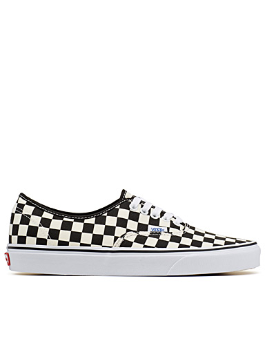 Checkerboard Authentic sneakers <br>Men