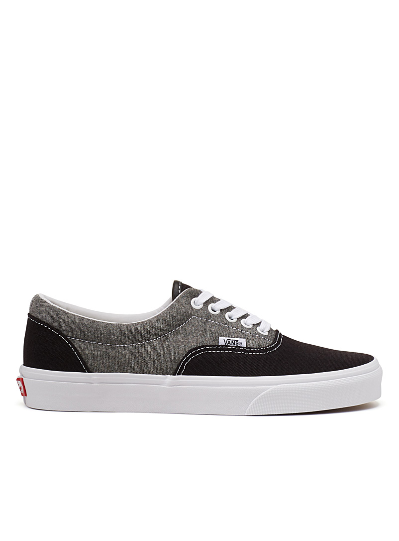 Le sneaker Era chambray  Homme - Sneakers - Charbon