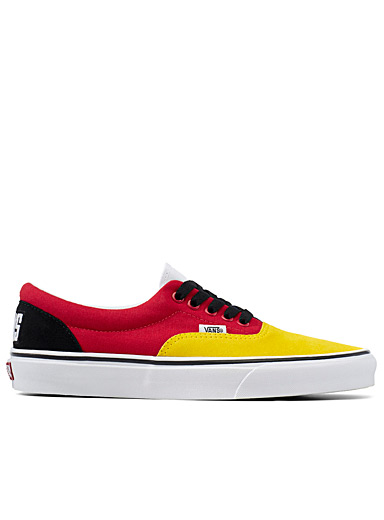 Era colour block sneakers  Men