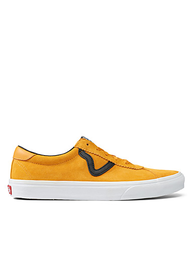 Vans Bright Yellow Sport sneakers  Men for men