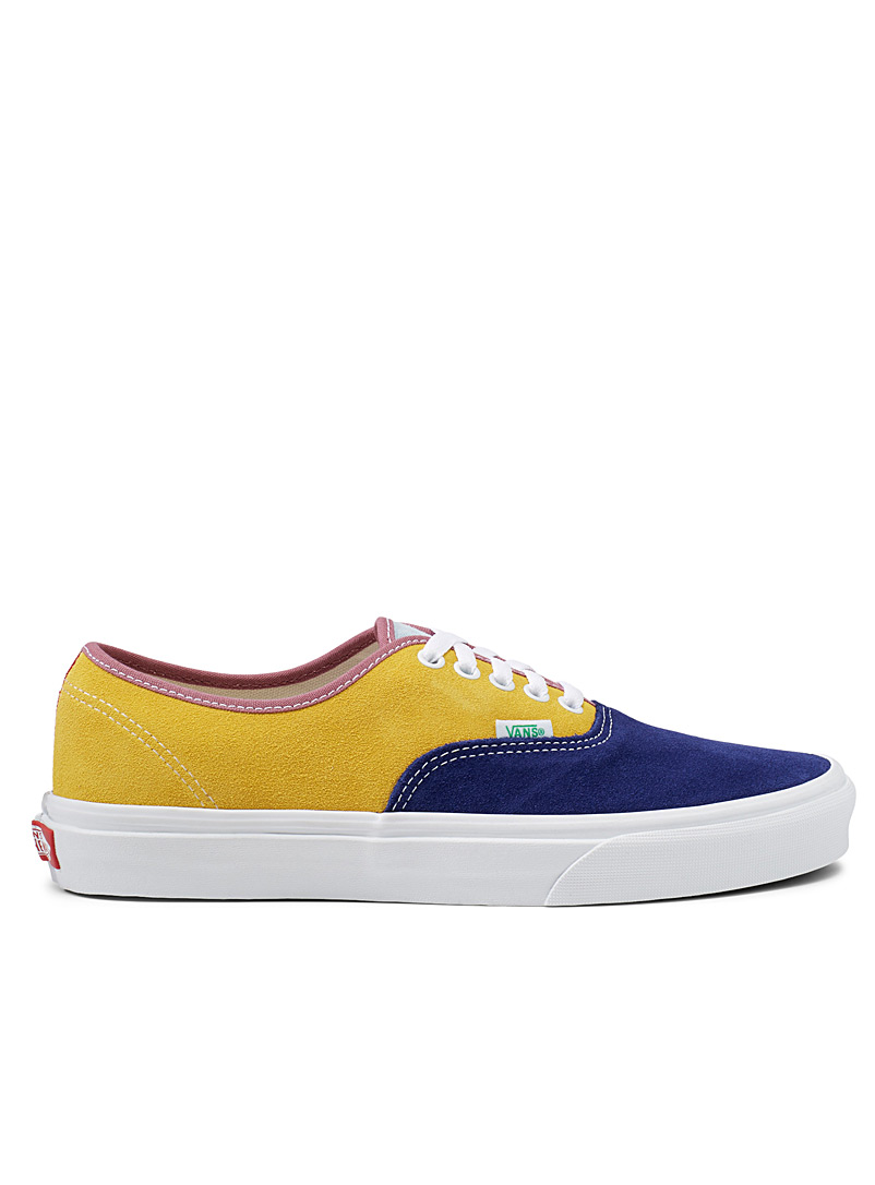 Le sneaker Authentic Sunshine  Homme