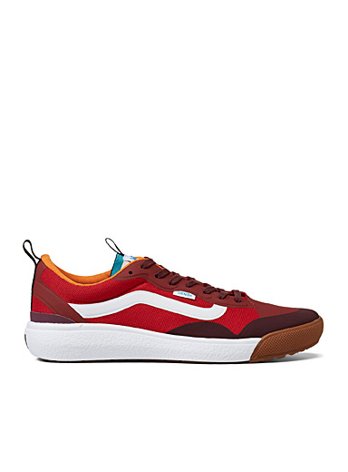 Vans Red Exo UltraRange sneakers  Men for men