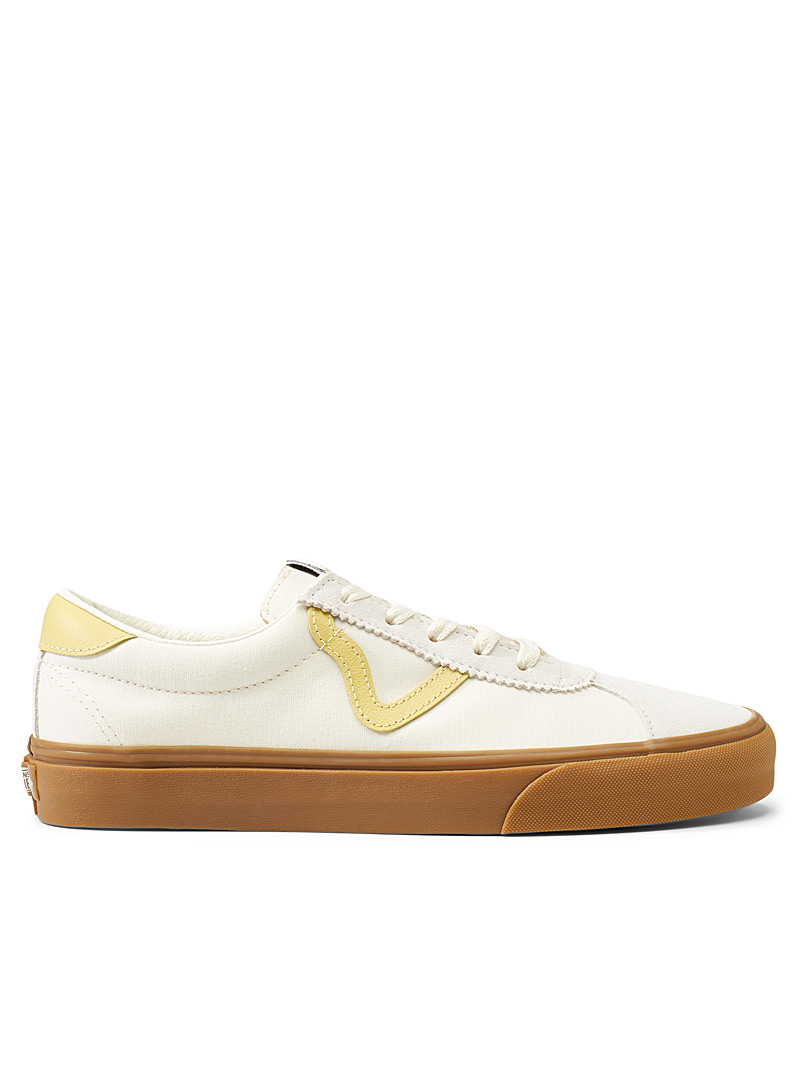 Vans White Vans Sport gum sole sneakers  Men for men