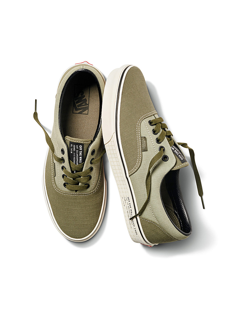 Vans Mossy Green Era 66 Supply sneakers  Men for men