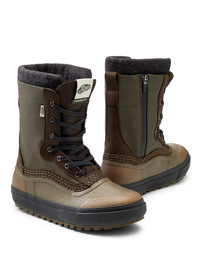 standard zip mte 360 winter boots men vans simons standard zip mte 360 winter boots men